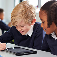 IT support for primary schools